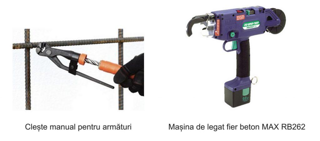 Clește manual pentru armături vs Max