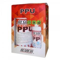 Cum poți fixa stâlpi fără ciment, pietriș, apă și…fără multă bătaie de cap? E simplu, cu Alsafix Alsa PPU!